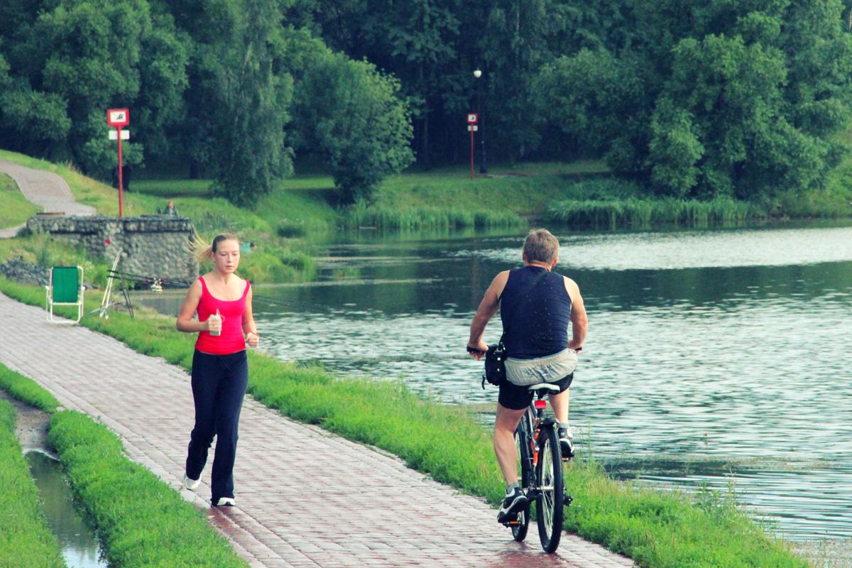 Прокат велосипедов в Москве (6)