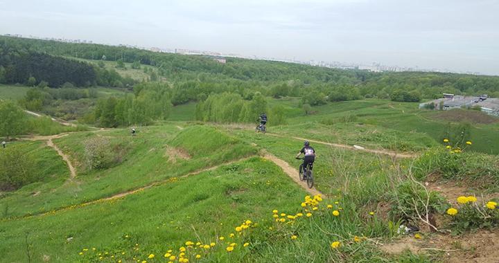Аренда велосипедов на Борисовских прудах