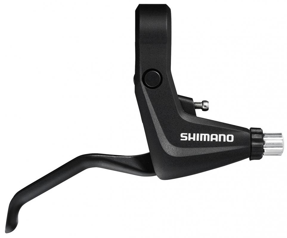 Ручка тормозная Shimano Alivio T4000 правая черная