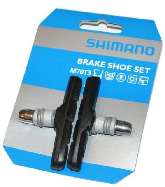 Тормозные колодки Shimano M70T3