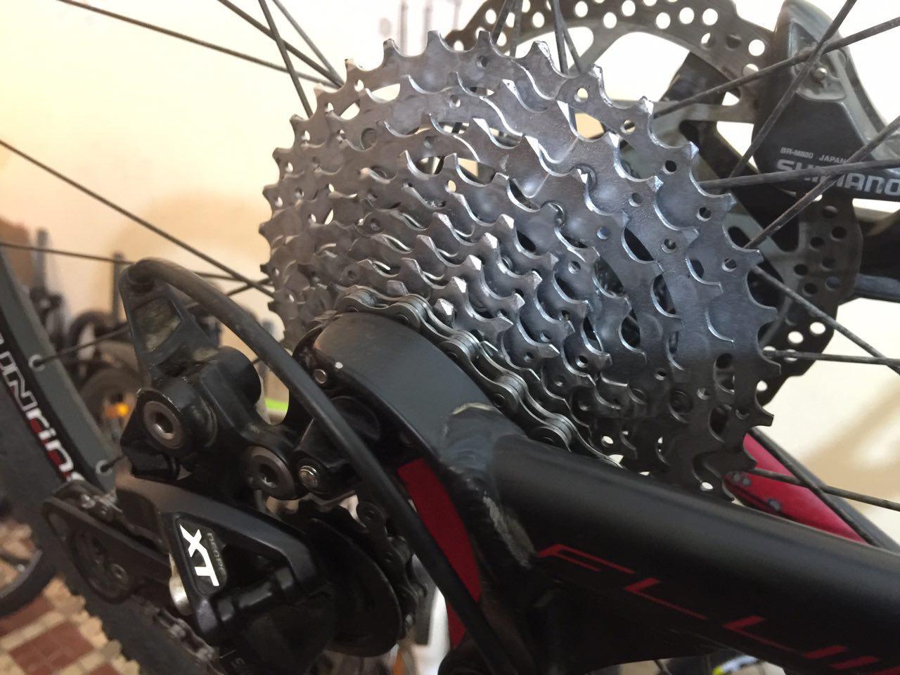 Техобслуживание велосипедов (3)