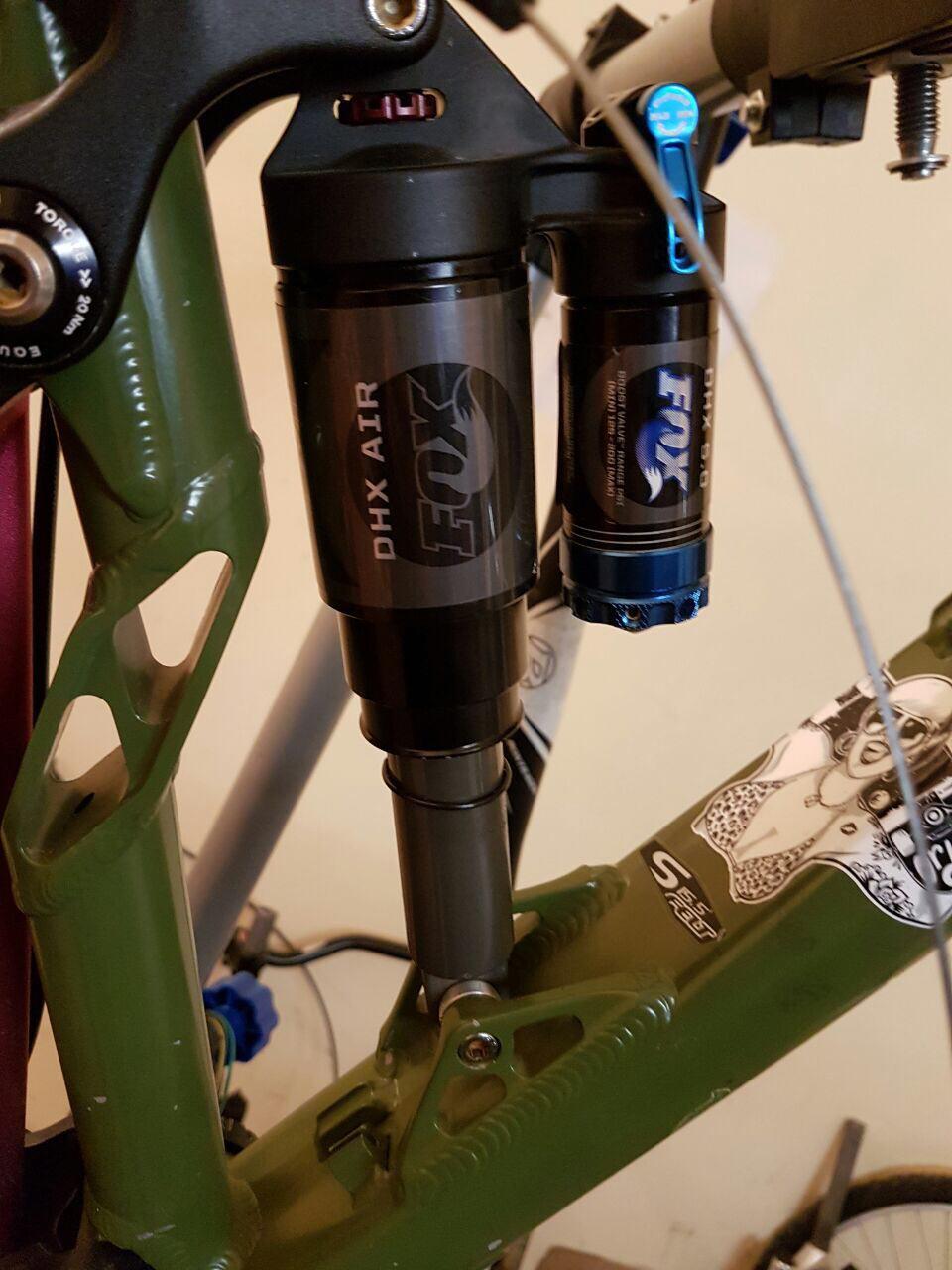Ремонт велосипедного амортизатора (1)