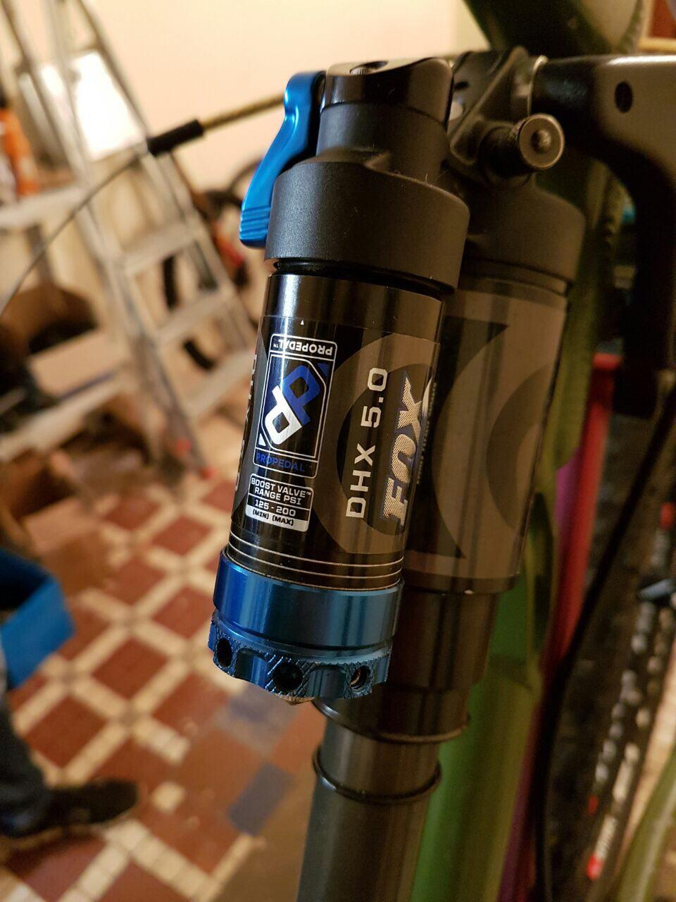Ремонт велосипедного амортизатора (2)