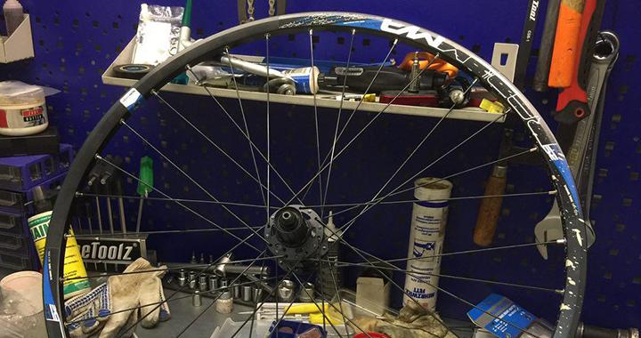 Ремонт велосипедных колес (4)