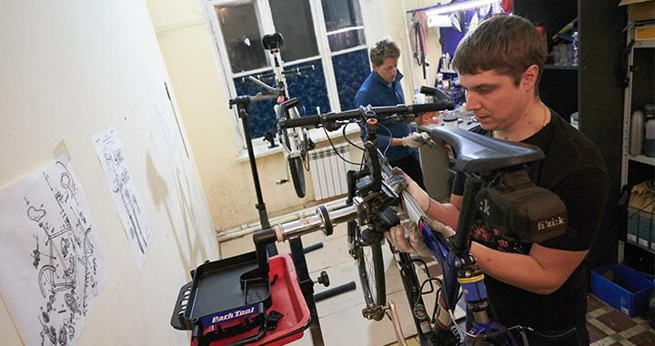 Мастер по ремонту велосипедов (1)