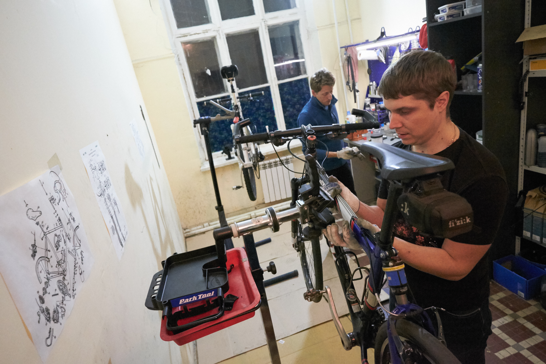 Мастер по ремонту велосипедов (2)