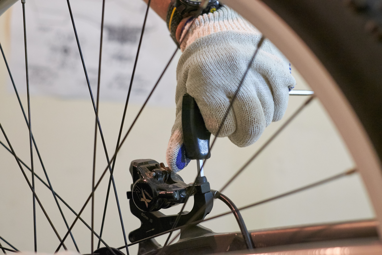 Мастер по ремонту велосипедов (5)