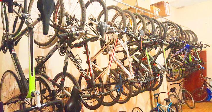 Услуги хранения велосипедов (1)