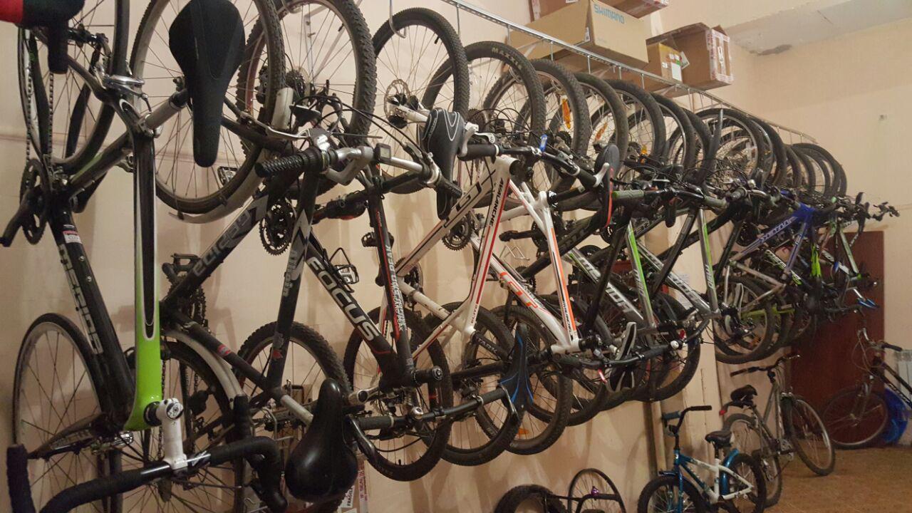 Услуги хранения велосипедов (3)