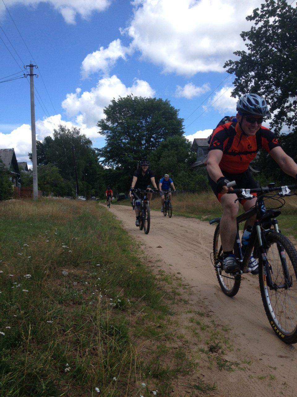 Прокат горных велосипедов (2)