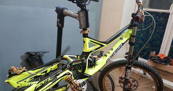 Ремонт горных велосипедов (a)