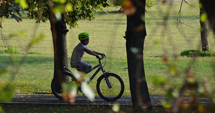 Ремонт детских велосипедов (1)