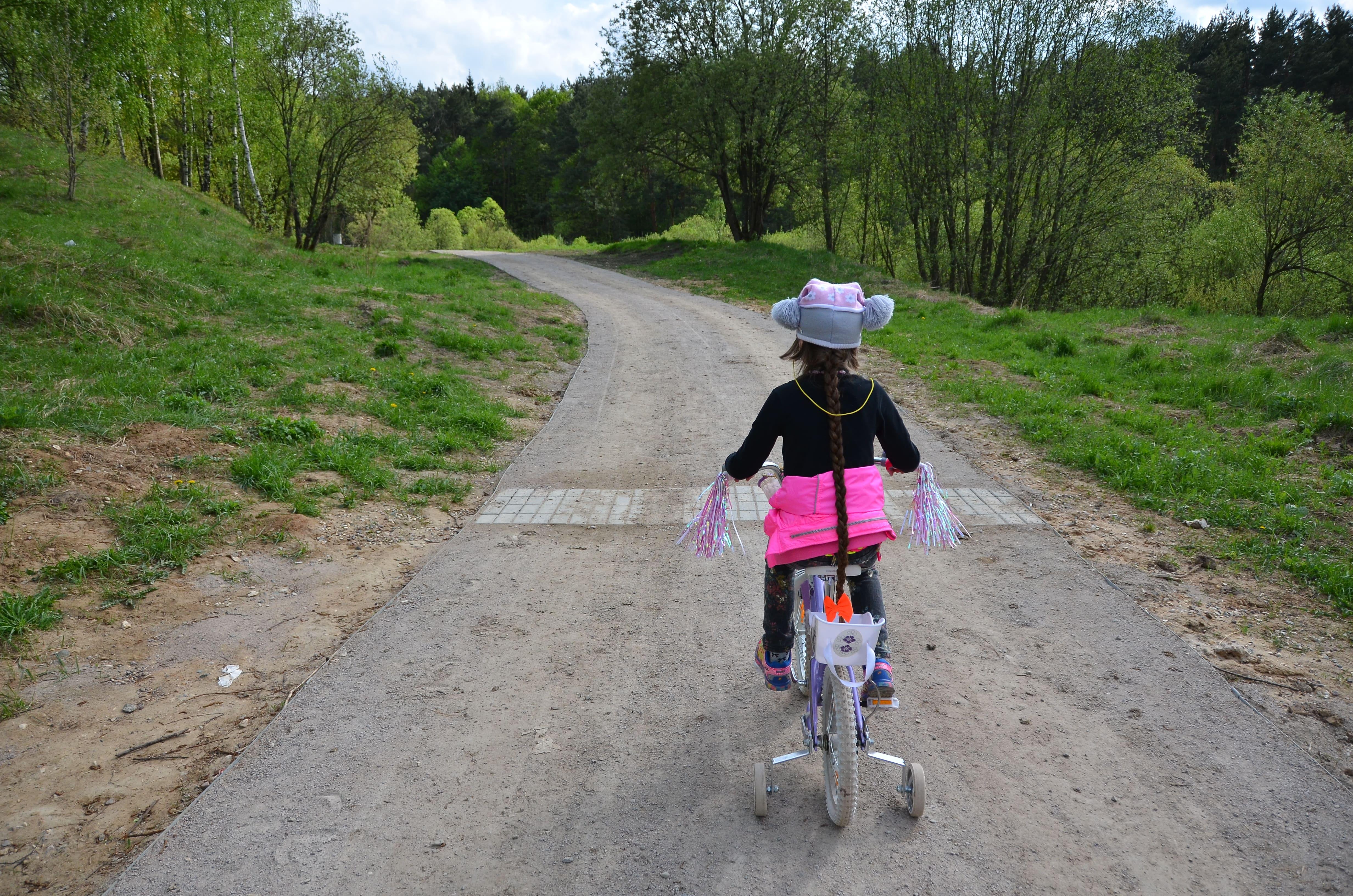 Ремонт детских велосипедов (2)