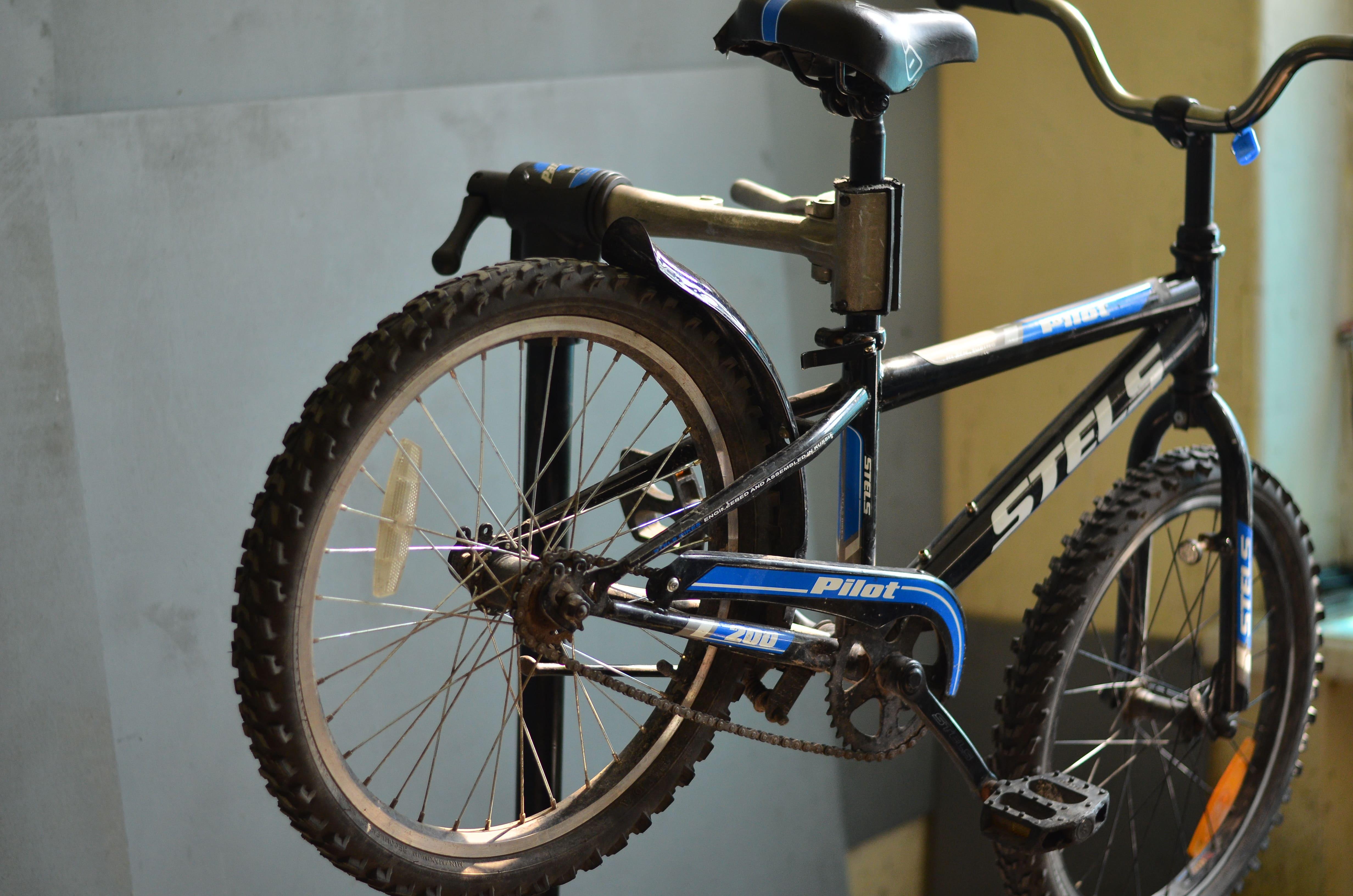 Ремонт детских велосипедов (4)