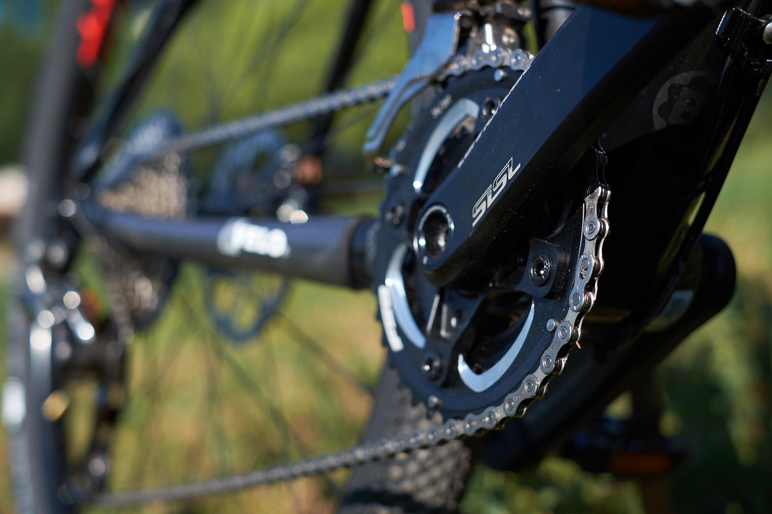 Ремонт цепи велосипеда и натяжителя цепи (5)